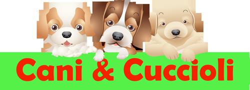 logo cani e cuccioli